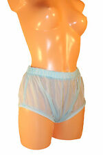Pvc Diaper Rubber Trousers Incontinence Adult Baby Ab/Dl Fetish S-3xl