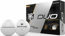 WILSON  FG TOUR URETHANE GOLF BALL 2015 WHITE FREE 48 HOUR UK TRACKED POSTAGE