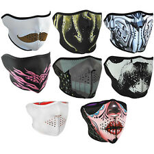 Zanheadgear Face Neoprene Mask - Ideal For All Weather Conditions, One Size