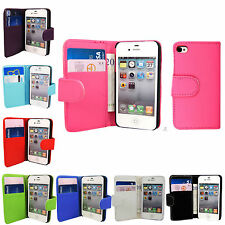 WALLET SIDE BOOK FLIP PU LEATHER CASE COVER POUCH MOBILE PHONES + FREE STYLUS