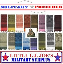 Military Shemaghs Heavyweight Arab Tactical Desert Keffiyeh Scarf 8537 88537