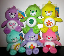 "CARE BEAR - SOFT TOY - BEANIE/DOLL/PLUSH - BRAND NEW WITH TAGS! - 10""/26CMS"