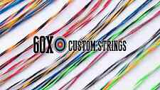 Diamond Marquis Bow String & Cable Set Choice of Colors 60X Custom Strings
