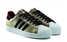 adidas Originals Superstar 2 II CNY Year of the Horse Gold D65601 Limited Rare