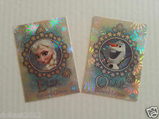 Topps Disney Frozen LIMITED EDITION TRADING CARDS ELSA OLAF