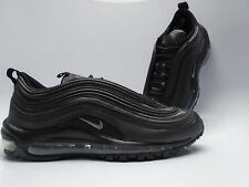 (318001-004) GS Boy's Nike Air Max 97 LE Black
