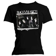 BLACK VEIL BRIDES - EXPOSED - OFFICIAL WOMENS T SHIRT - MEDIUM (M)