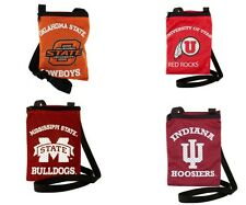 Brand New NWT NCAA Game Day Pouch Jersey Purse Littlearth