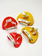 WATER GEAR Finger Paddles Swimming Technique Training Swim Equip SCULLING Jr/Sr
