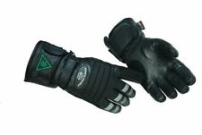 Battery Powered Waterproof Heated Electric Leather Gloves