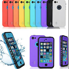 Waterproof Shockproof Case Life Dirt Proof Durable Cover For  Apple Iphone 5C