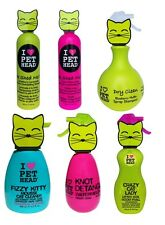 Pet Head Grooming Waterless Dry Clean Professional Shampoo Spray for Cat Kittens