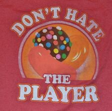 Candy Crush Saga Officially Licensed T-Shirt Tee Adult Mens New with Tags