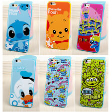 New Cute Cartoon Disney Soft TPU Case Cover for Apple iPhone 6 Plus / iPhone 6