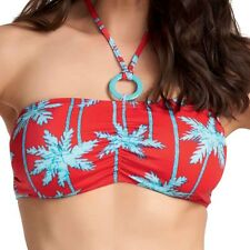 BNWT Freya South Pacific Bandeau Bikini Top - various sizes