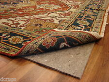 """""""FELT ONLY"""" RUG PAD SUPREME CUSHION - PROTECT RUG/FLOOR (NO RUBBER) - ALL SIZES"""