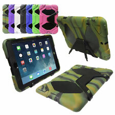 HEAVY DUTY TOUGH DROP DIRT SHOCK PROOF HARD CASE COVER FOR MOBILE PHONES TABLETS
