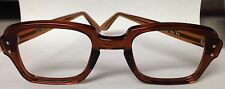 Vintage retro US military BCG zyl eyeglass frame