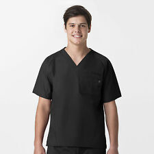 WonderWink 'Men's Raglan Solid 5 Pocket Top' Scrub Top