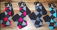 OVER KNEE, THIGH HIGH, ARGYLE LONG SOCKS CELTIC SCOTTISH IRISH COUTRY DANCING