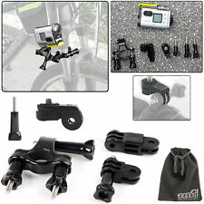 EEEKit Cycling Riding Accessories Kit Sony Action Cam HDR AS15 AS20 AS30V AS100V