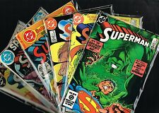 DC Comics - Superman #397-#421 + specials etc 1977-1986 (priced individually)