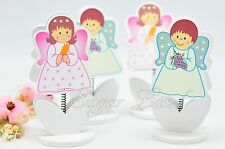 12 PCS First Communion Thank You Cards Holder Favors Comunion Decorations Gifts