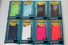 Authentic Otterbox Symmetry Series Cases for Apple iPhone 5/5S, iPhone 5C