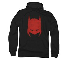 BATMAN HACKED & SCRATCHED Licensed Pullover Hooded Sweatshirt Hoodie SM-3XL