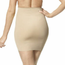 Spanx Assets Fantastic Firmers 1694 Half Slip  XL, 1X  Black or Nude