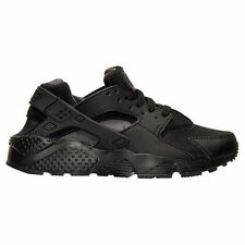Youth Nike Air Huarache Triple Black 2014 DS GS QS 654275-020  women girls Boys