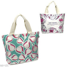 Womens / Ladies / Girls Large Tote Bag / Shopping Bag / Handbag / School Bag