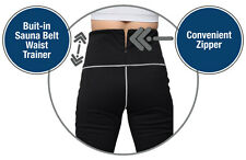 """New BioSweats Sauna Suit """"Pants"""" (Women) For 70% Faster Weight Loss"""
