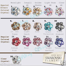 Bling Home Button Sticker for iPhone 3G 4S 4 5 5S 5C w/100% SWAROVSKI ELEMENTS
