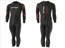 NEW 2015 Men's Orca RS1 Predator Fullsleeve Triathlon Swimming Wetsuit- 20% OFF