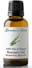 Rosemary Essential Oil - 100% Pure and Natural - Free Shipping - US Seller!