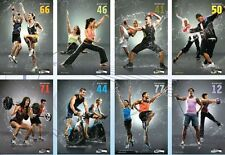 Body Pump, Body Combat, Body Balance, Body Attack, Body Step - DVD Workout Video