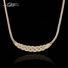 New Top Quality 18KRGP Charm Choker Necklace & Pendant Fashion Jewelry For Women