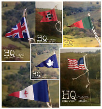 1/16 Scale Rc Tank & Vehicles Aerial Flags Pennants for Heng Long / Tamiya