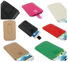 Pouch Case Lines Embossing + Belt Clip + Pull Tab VELCRO para    Blackview Ultra