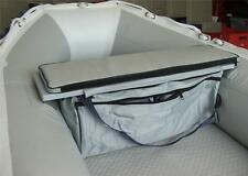 UNDERSEAT STORAGE BAG WITH CUSHION FOR INFLATABLE BOATS PARTS ACCESSORIES
