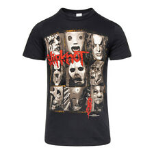 Official T Shirt SLIPKNOT Black MEZZOTINT Band Tee All Sizes