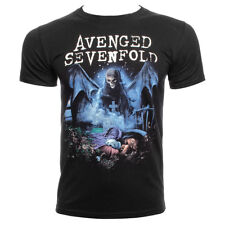 Official T Shirt AVENGED SEVENFOLD Black RECURRING NIGHTMARE Band Tee All Sizes