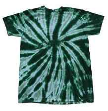 Pick a Green, Tie Dye T-Shirts, Youth XS 2-4 to Youth L 14-16, Cotton, Gildan