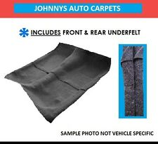 MOULDED CAR CARPET TO SUIT MAZDA. RX-3 808