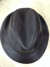THE SUSQUEHANA HAT COMPANY SALE LEATHER  PORK PIE WEEKEND SPECIAL  £39.99