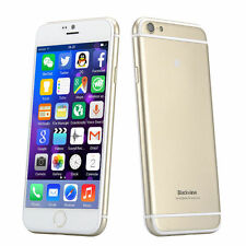 Blackview Ultra A6 Phone - 4.7 Inch 1280x720 Capacitive Android 4.4 OS (Gold)