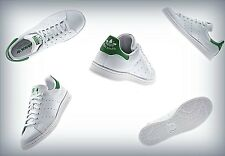 Kids' Adidas Originals Lifestyle STAN SMITH White&Green M20605
