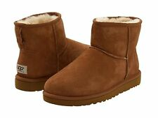 Women's Shoes UGG Australia Classic Mini Boots 5854 Chestnut 5 6 7 8 9 10 *New*