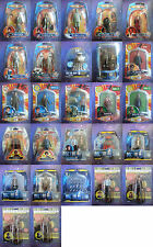 """DOCTOR WHO CLASSIC AND NEW SERIES 5"""" FIGURES BOXED COLLECTION SDCC UK EXCLUSIVES"""